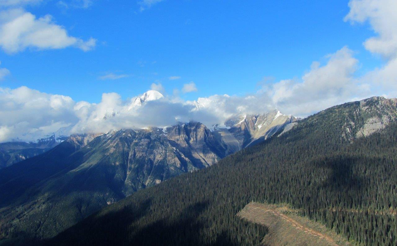 Alaska Trip Day 4: Kalispell MT – Prince George BC